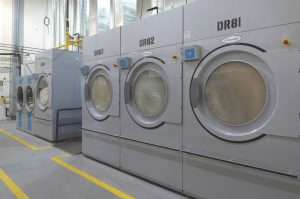 Booth Big Dryers Electrolux