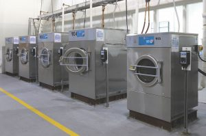 Booth Washers Electrolux