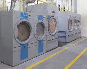 Electrolux Professional laundry equipment