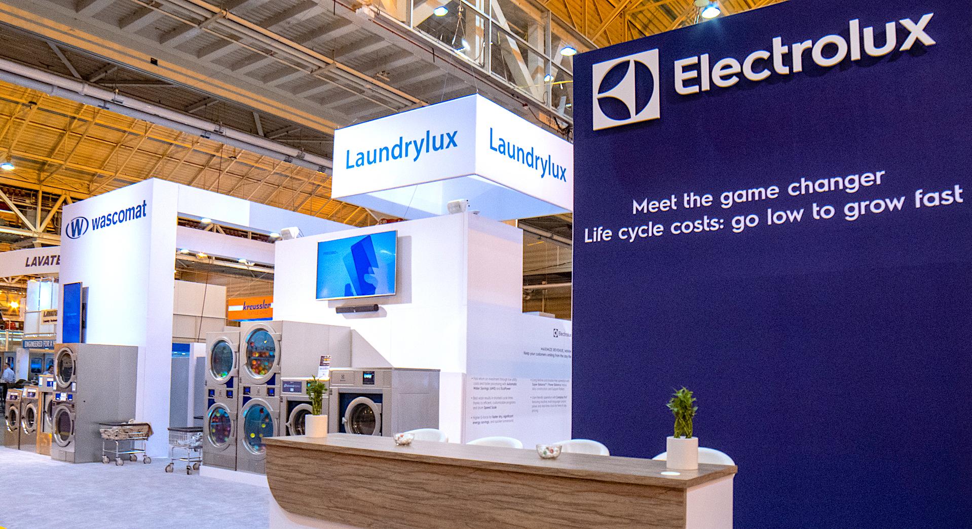 Laundrylux Clean Show 2019