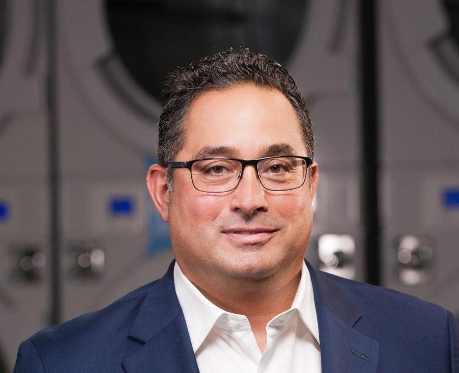 John Sabino Laundrylux CEO