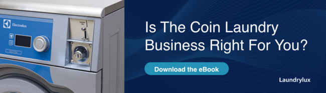 Download the eBook: Is the Coin Laundry business Right For You?