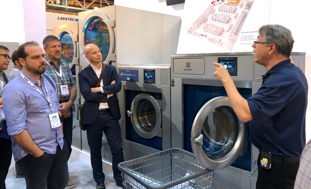 Neal Milch Universal Washer Clean Show 2019